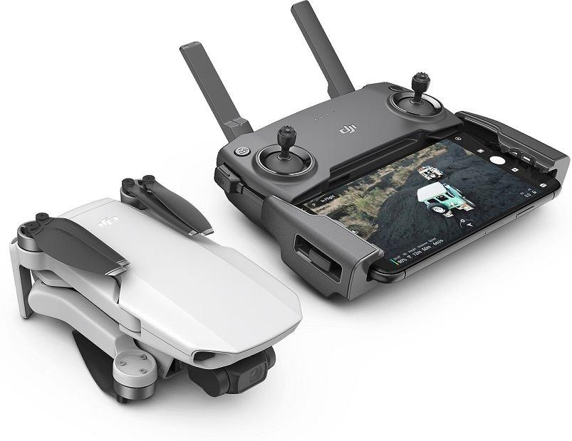 DJI Mavic Mini con controlador remoto