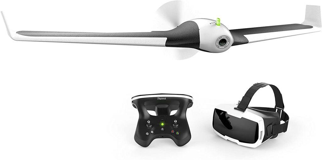 Parrot Disco con controlador y gafas FPV