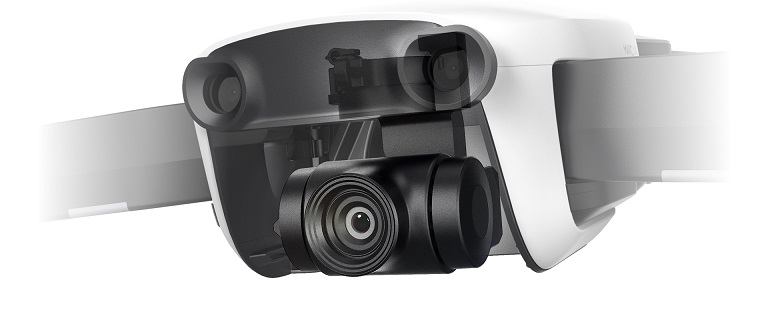 DJI Mavic Air cámara
