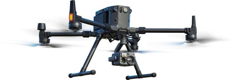 DJI anuncia el lanzamiento del Matrice 300 RTK, el nuevo dron de uso industrial más avanzado y su primera serie de cámaras híbridas