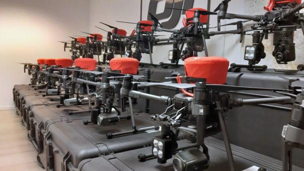 El 5G llevará a los drones a un nuevo nivel