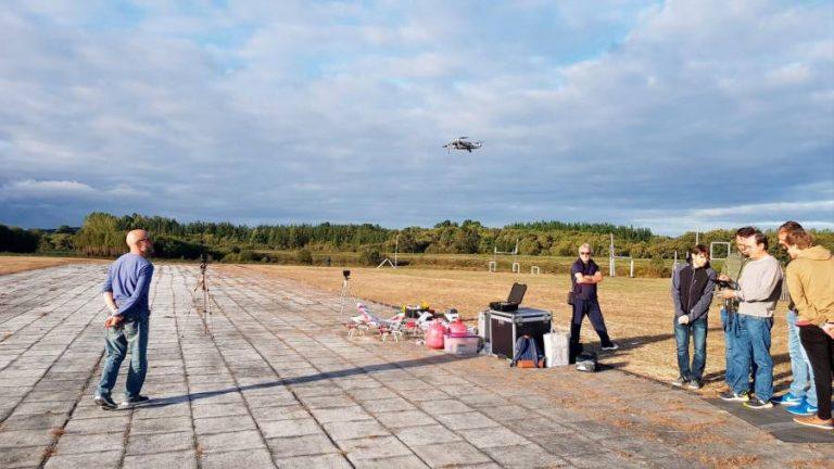 Reformulan el máster de drones para impulsar este sector estratégico