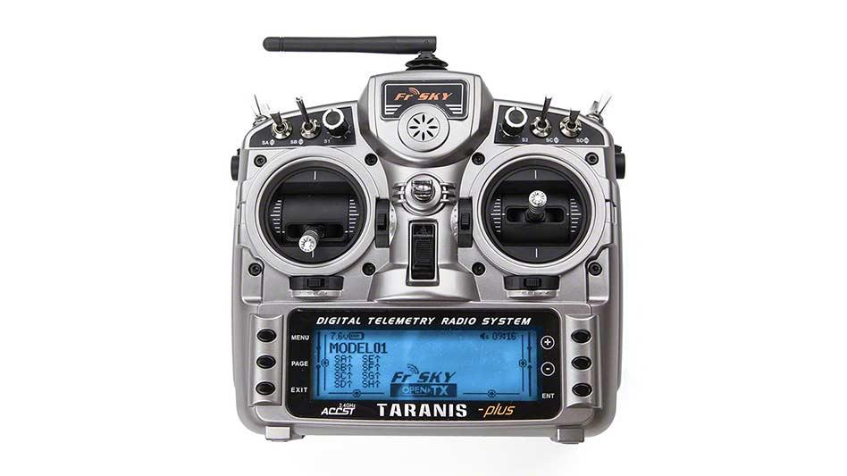 Emisora drone de carreras