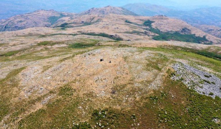 Identificar campamentos romanos, ahora con drones
